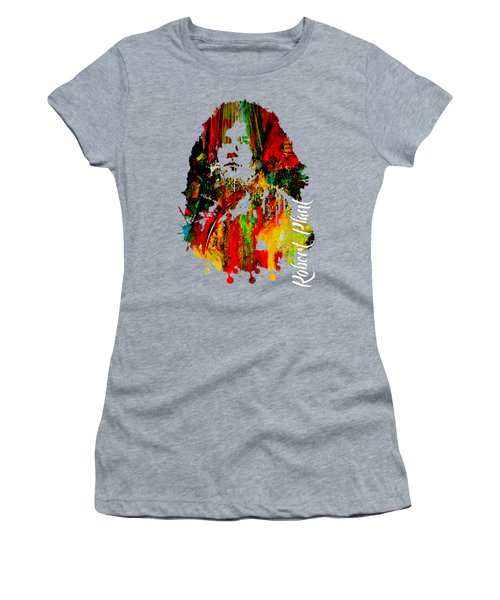 Robert Plant Collection Women's T-Shirt (Athletic Fit)