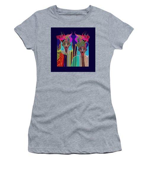 1800 - Magic Ladies -2017 Women's T-Shirt (Athletic Fit)