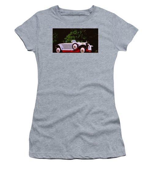 1921 Farman A6b Super Sport Torpedo Women's T-Shirt (Athletic Fit)
