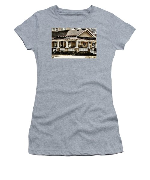 1930's Christmas Women's T-Shirt (Athletic Fit)
