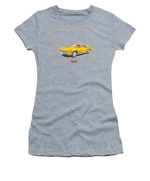 1970 Olds Toronado Terific Tee Shirt Women's T-Shirt