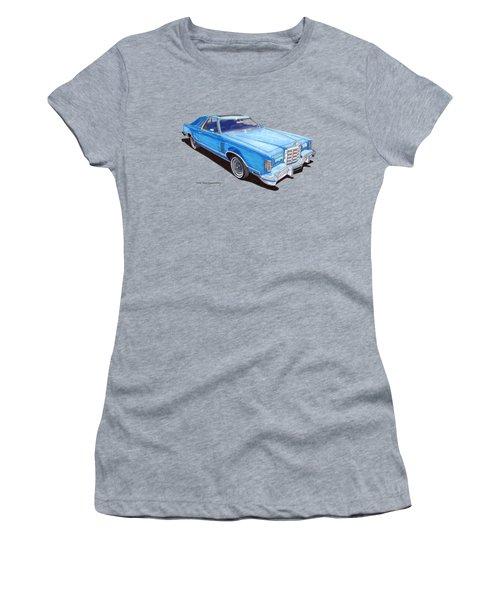 1979 Thunderbird Tee Shirt Art Women's T-Shirt