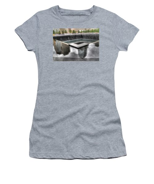 911 Memorial Women's T-Shirt (Athletic Fit)