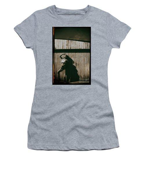 Athletic Woman Women's T-Shirt