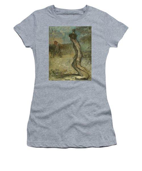 David And Goliath Women's T-Shirt