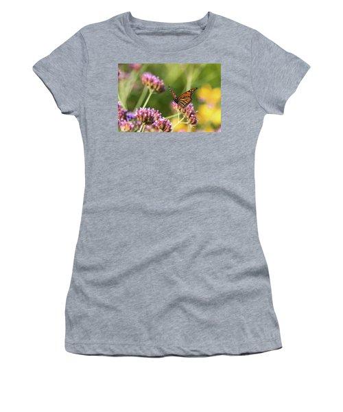 Flight Of The Monarch 1 Women's T-Shirt