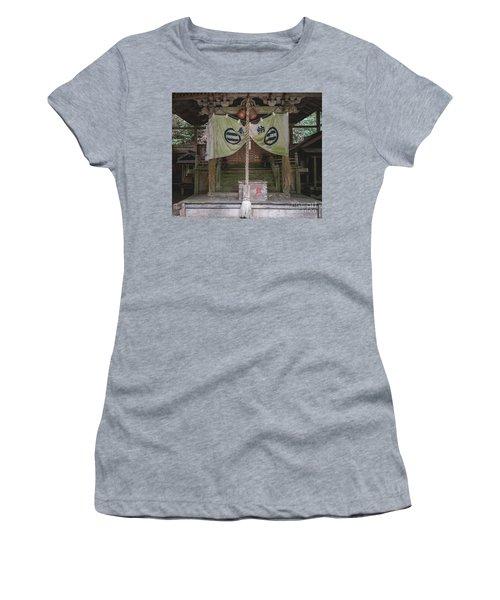 Forrest Shrine, Japan Women's T-Shirt