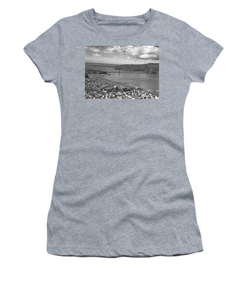 Gg Bridge Under Construction Women's T-Shirt