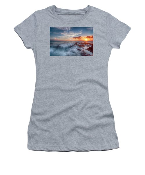 Into The Mystic Women's T-Shirt (Junior Cut) by James Roemmling