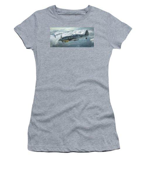 Bf109  G10 Messerschmitt Women's T-Shirt