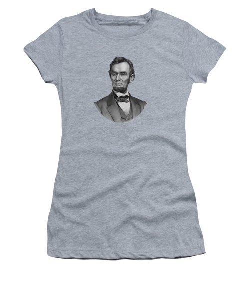 President Lincoln Women's T-Shirt
