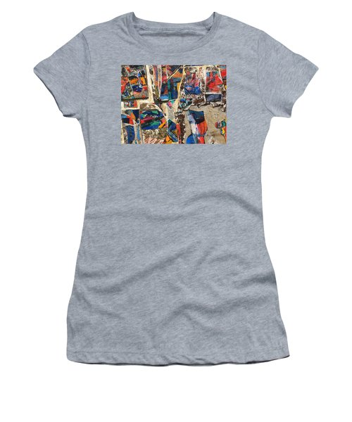 Sixth Sense Women's T-Shirt (Athletic Fit)