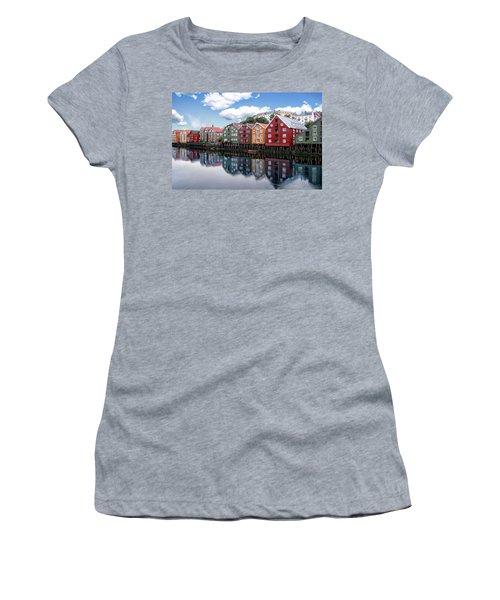 Trondheim Coastal View Women's T-Shirt