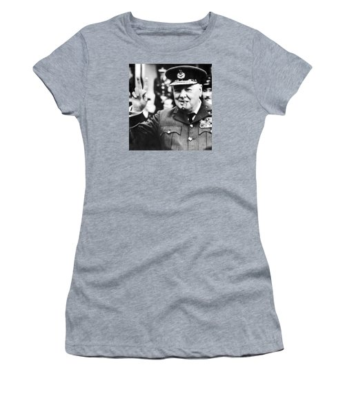 Winston Churchill Women's T-Shirt