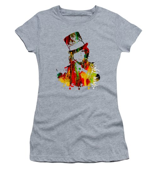 Steven Tyler Collection Women's T-Shirt (Junior Cut) by Marvin Blaine