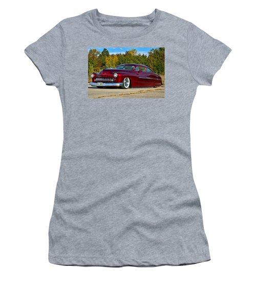 1951 Mercury Low Rider Women's T-Shirt