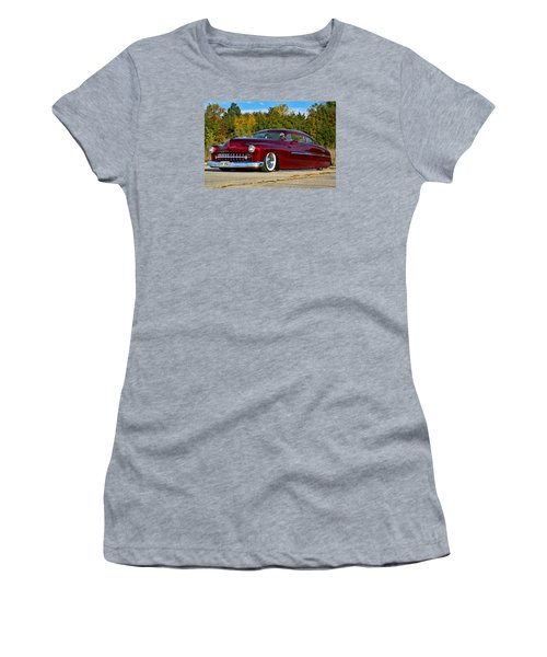 1951 Mercury Low Rider Women's T-Shirt (Athletic Fit)