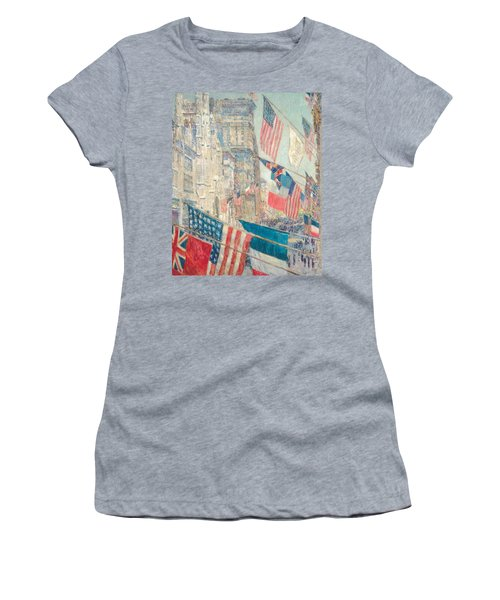 Allies Day, May 1917 Women's T-Shirt