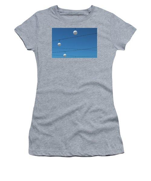 3 Globes Women's T-Shirt