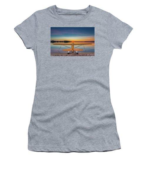 Splash-in Sunrise  Women's T-Shirt