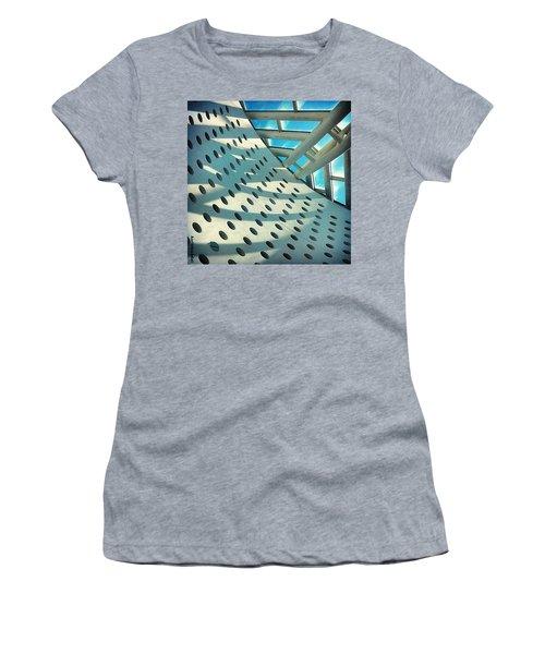 #tbt #museum Of #modern #art San Women's T-Shirt