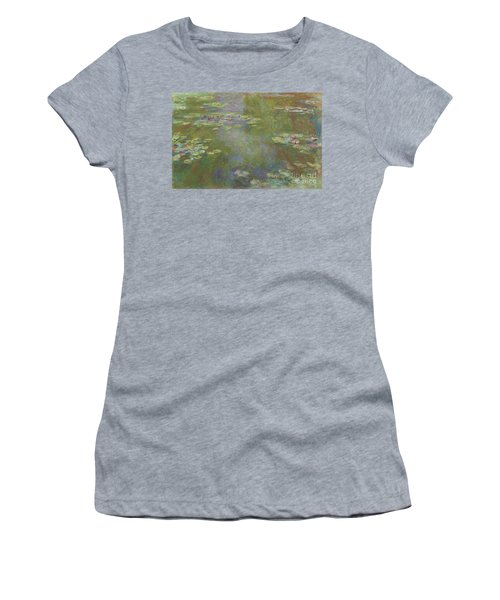 Water Lily Pond Women's T-Shirt