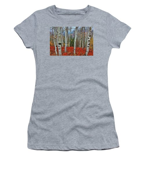 Rocky Mountain Fall Women's T-Shirt