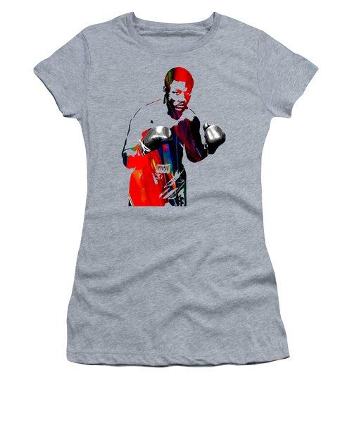Smokin Joe Frazier Collection Women's T-Shirt (Athletic Fit)
