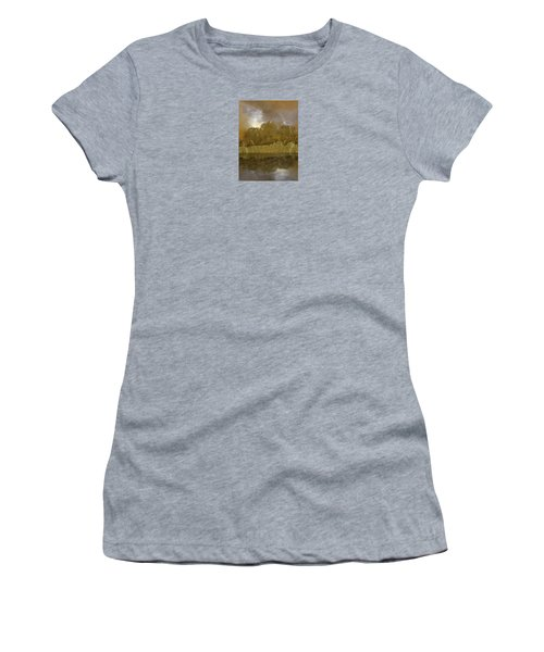 Women's T-Shirt (Junior Cut) featuring the photograph 4411 by Peter Holme III
