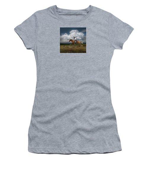 4427 Women's T-Shirt (Junior Cut) by Peter Holme III