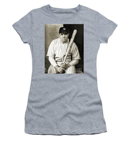 George H. Ruth (1895-1948) Women's T-Shirt