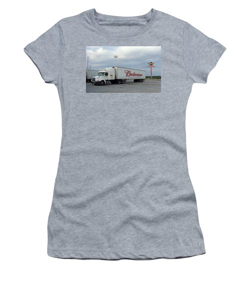 Route 66 - Dixie Truckers Home Women's T-Shirt