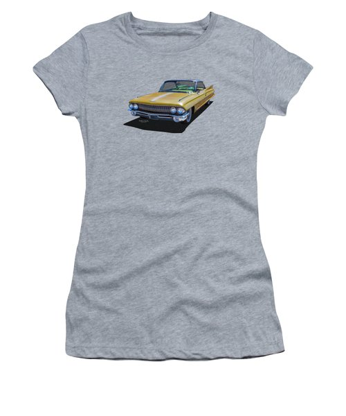 61 Caddy Women's T-Shirt (Athletic Fit)