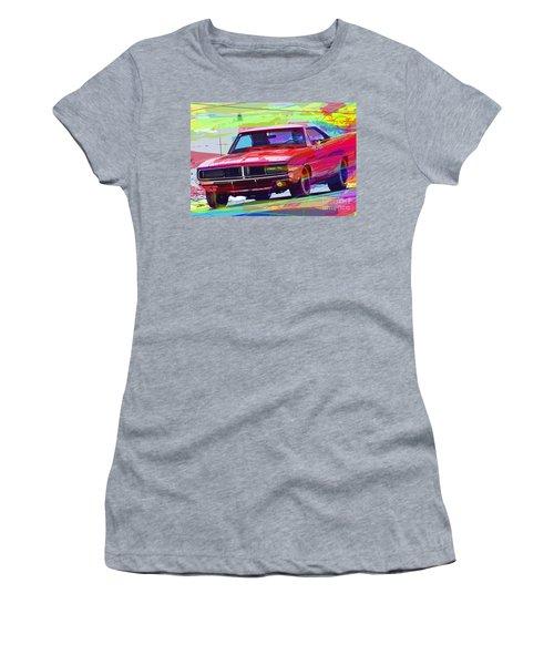 69 Dodge Charger  Women's T-Shirt