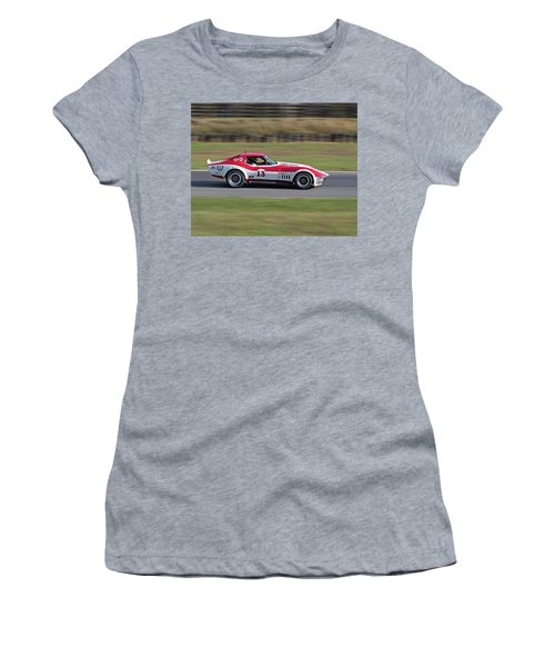 69 Vette Women's T-Shirt (Athletic Fit)