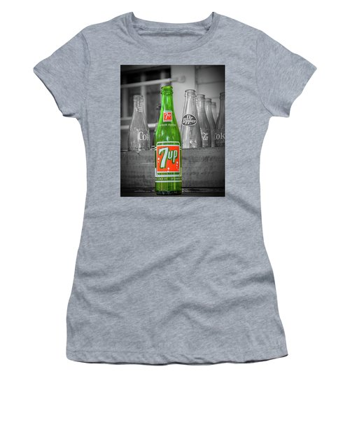 7 Up Women's T-Shirt (Athletic Fit)