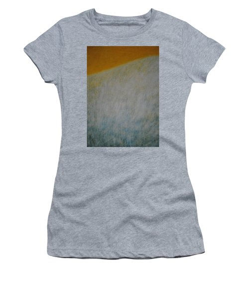 Calm Mind Women's T-Shirt (Junior Cut) by Kyung Hee Hogg