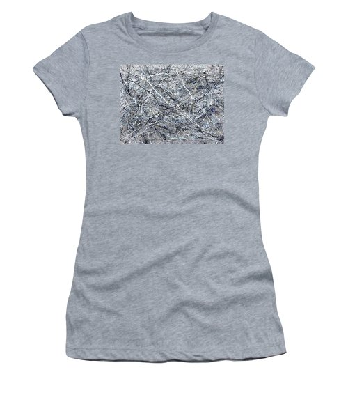 #8 Women's T-Shirt (Athletic Fit)