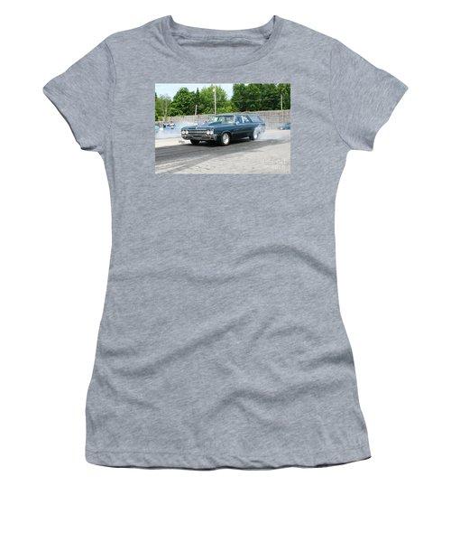 8571 06-15-2015 Esta Safety Park Women's T-Shirt (Athletic Fit)