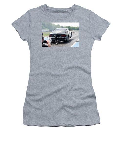 8588 06-15-2015 Esta Safety Park Women's T-Shirt (Athletic Fit)