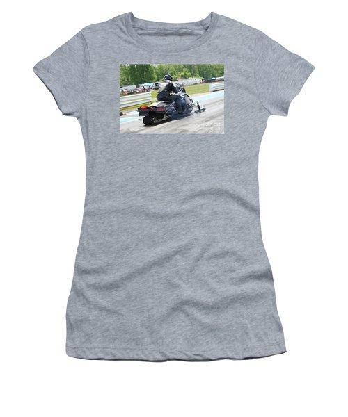 8738 06-15-2015 Esta Safety Park Women's T-Shirt (Athletic Fit)