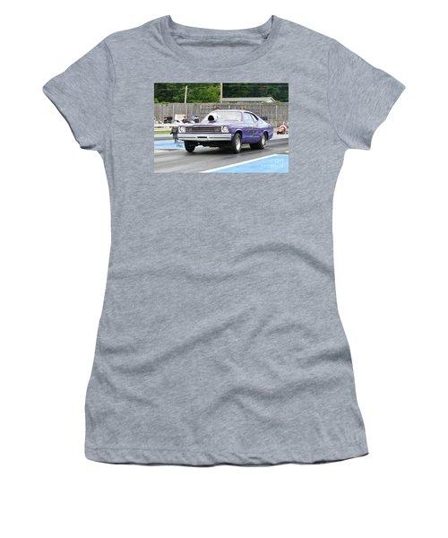 8940 06-15-2015 Esta Safety Park Women's T-Shirt (Athletic Fit)