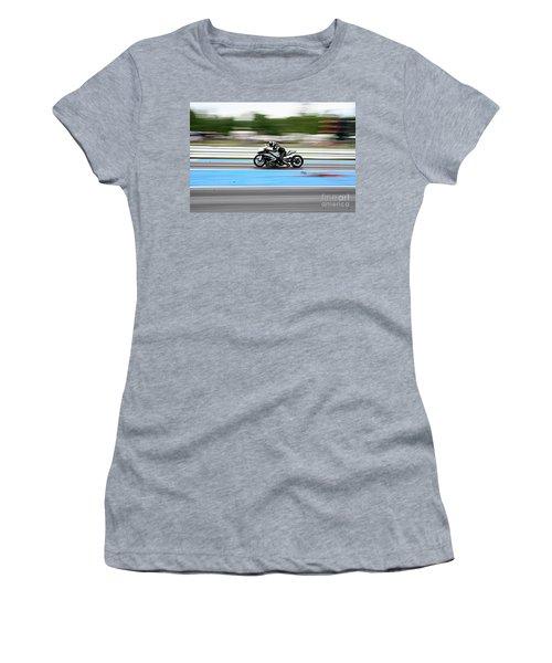 8979 06-15-2015 Esta Safety Park Women's T-Shirt (Athletic Fit)