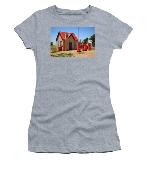 Route 66 - Phillips 66 Gas Station Women's T-Shirt