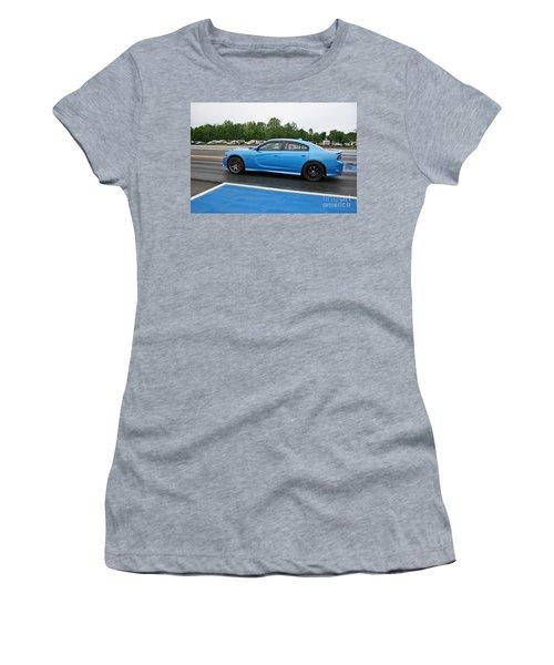 9095 06-15-2015 Esta Safety Park Women's T-Shirt (Athletic Fit)