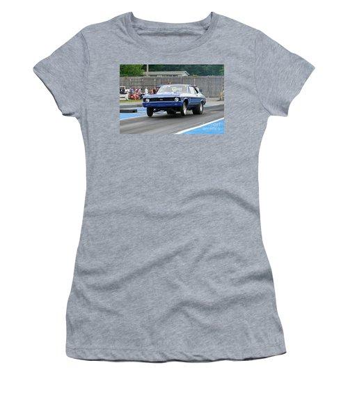 9128 06-15-2015 Esta Safety Park Women's T-Shirt (Athletic Fit)