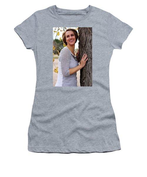 9g5a9618_e_pp Women's T-Shirt (Junior Cut) by Sylvia Thornton