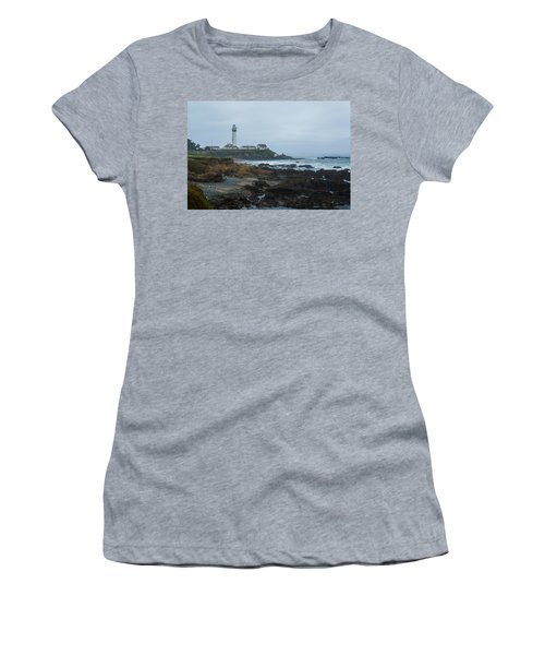 A Cloudy Day At Pigeon Point Women's T-Shirt