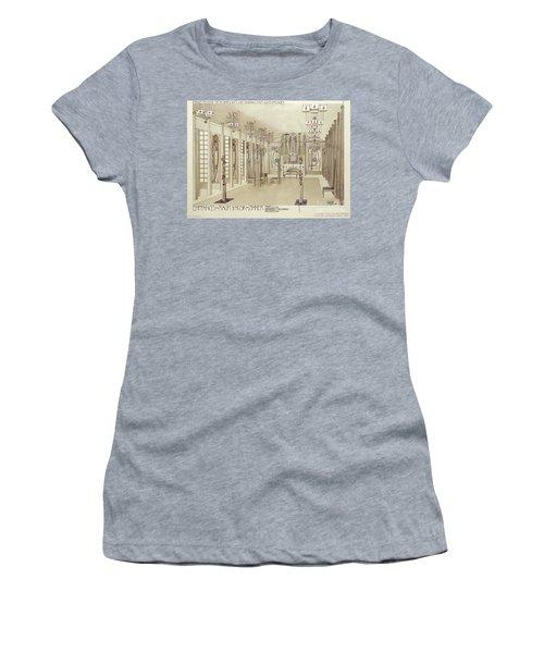 A Design For A Music Room Women's T-Shirt