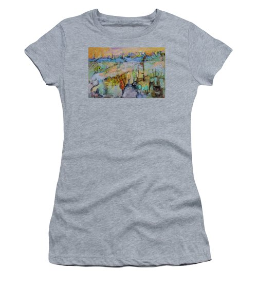 A Fine Day For Sailing Women's T-Shirt (Athletic Fit)